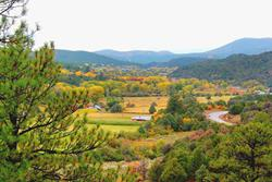 Taos, NM & The Enchanted Circle Named a Top Destination in U.S. for Fall Foliage