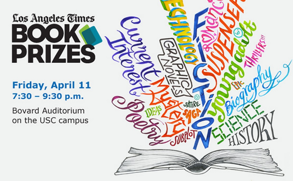 2013 Los Angeles Times Book Prize Winners Announced