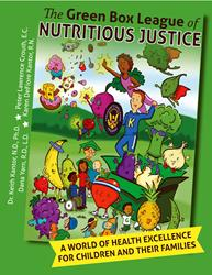 The Green Box League of Nutritious Justice Wins Mom's Choice Award