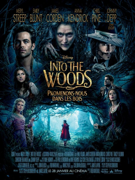 Review movie Into The Woods FULL MOVIE