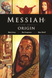 ORIGIN, the Debut Graphic Novel in MESSIAH Series Available in Stores, 10/9
