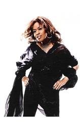 Tony Winner Jennifer Holliday Performs at NYC's 'Back To The Eighties Show' Tonight