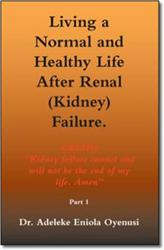 Dr. Adeleke Eniola Oyenusi Releases Book On Overcoming Kidney Failure