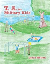 Leslie Nelson Releases New Book For Military Kids
