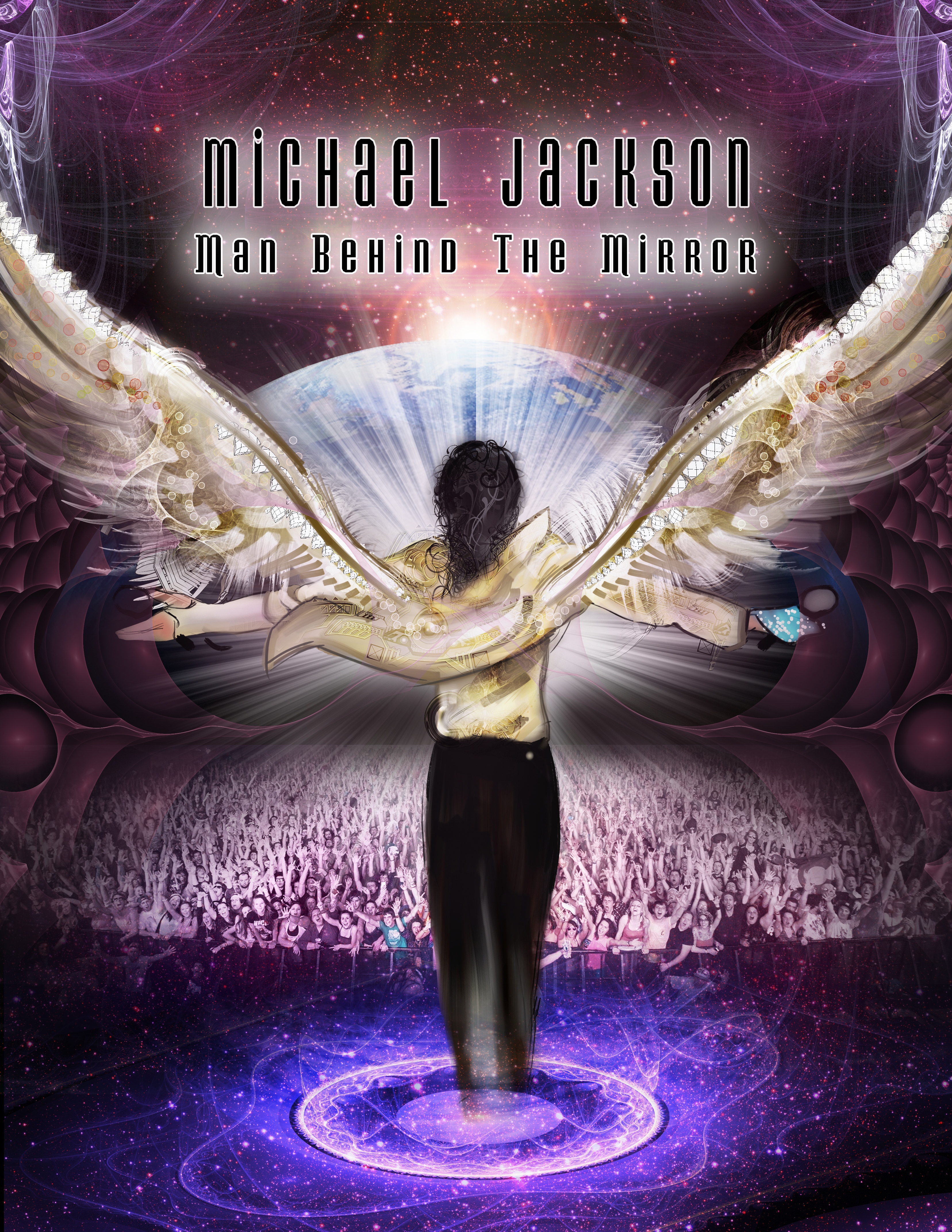 MICHAEL JACKSON - MAN BEHIND THE MIRROR to be Released on 5th Year Anniversary of Death, 6/25
