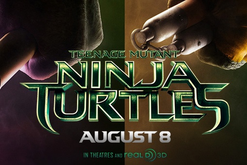 TEENAGE MUTANT NINJA TURTLES Coming to Select International IMAX Theaters, Beg. 8/8