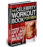 "HealthReviewCenter.com Reviews ""The Celebrity Workout Book for Men"""