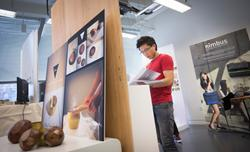 Inaugural Open-Studio Annual Show Kicked Off at PolyU Jockey Club Innovation Tower