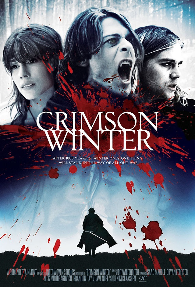 Big Screen Entertainment Group Announces DVD/Blu-Ray Release Date for Vampire Thriller Crimson Winter