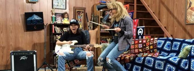 Photo Flash: Live from NY, It's TODAY! - Morning Show Channels Classic SNL Skits for Halloween