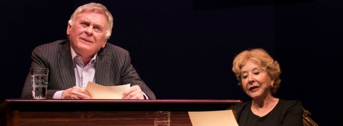 BWW Reviews: Delaware Theatre Company Presents a Touching LOVE LETTERS