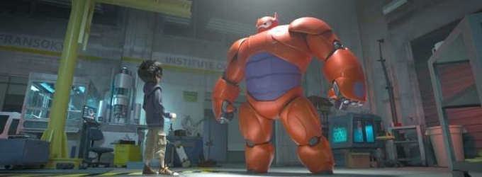 Photo Flash: First Look - Images from Disney Animation's BIG HERO 6