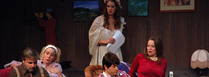 BWW Reviews:  VANYA AND SONIA AND MASHA AND SPIKE Check Off a Hit