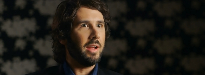 Josh Groban On Selecting Favorite Songs From Musicals In New Behind The Scenes Video For STAGES