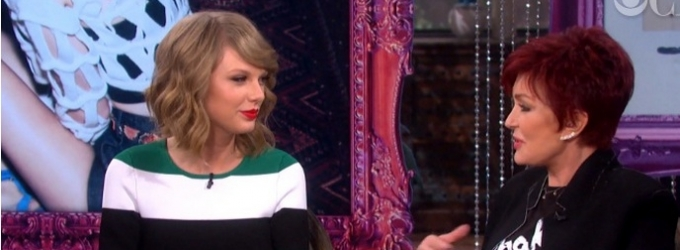 VIDEO: Taylor Swift Talks New Album, Love Life & More on THE TALK