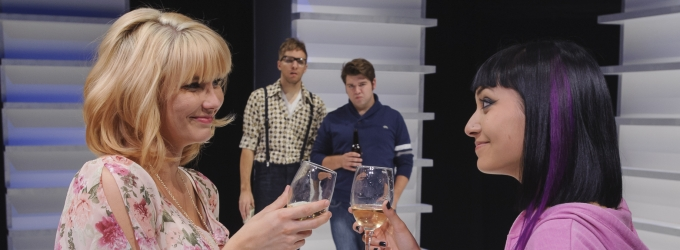 BWW Reviews: SEMINAR at Boise State University, Kind of Fitting Really