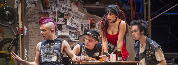 Photo Flash: Get a First Look at HOME STREET HOME!