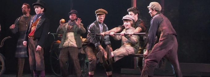 STAGE TUBE: Highlights from Paper Mill Playhouse's OLIVER! with David Garrison, Betsy Morgan & More