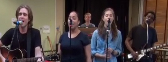 BWW TV: It's Bacharach Reimagined! In Rehearsal for NYTW's WHAT'S IT ALL ABOUT?