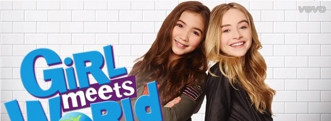 First Listen: Theme Song to New Disney Channel Series GIRL MEETS WORLD!