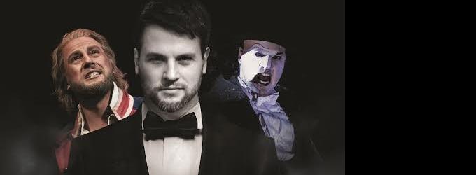 Gerónimo Rauch se presentará en el Teatro Maipo