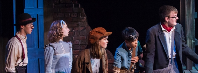 BWW Reviews: BAKER STREET IRREGULARS Steals Audience's Hearts at First Stage Premiere