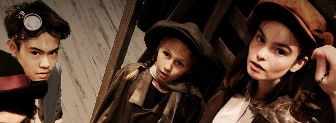 BWW Previews: First Stage Recreates the Suspense of Sherlock Homes in World Premiere: THE BAKER STREET IRREGULARS