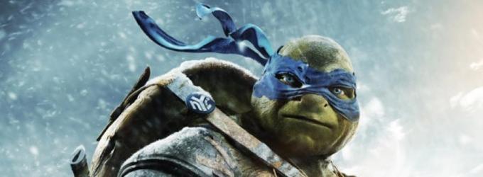 New Poster Art & Trailer for TEENAGE MUTANT NINJA TURTLES!