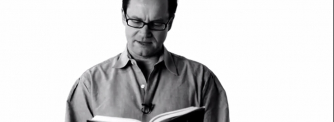 STAGE TUBE: Michael Riedel Reads from Glen Berger's Book SONG OF SPIDER-MAN