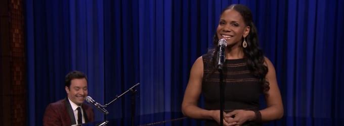 VIDEO: Tony Winner Audra McDonald Sings Actual Yahoo Answers on FALLON!