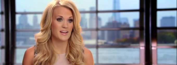 MEGA STAGE TUBE: One-on-One Interviews with the Cast of THE SOUND OF MUSIC on NBC - Carrie Underwood & More!