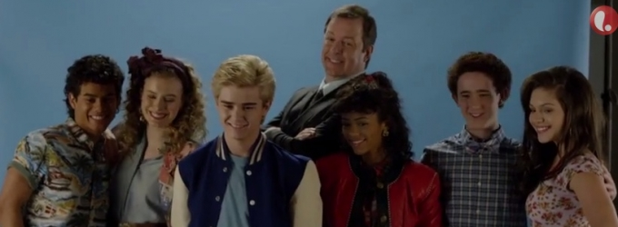 VIDEO: First Look at Lifetime's UNAUTHORIZED SAVED BY THE BELL STORY