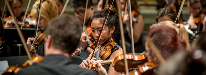 BWW Reviews: ADELAIDE YOUTH ORCHESTRAS GALA CONCERT: YOUTH REVOLUTION Presented 240 Young Musicians in Four Orchestras