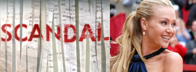 Top-5 Possible Roles for Portia De Rossi on SCANDAL; Is Pope & Associates About to Get 'Funkey'?