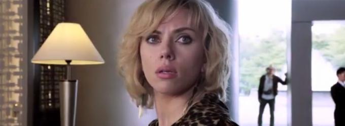VIDEO: Scarlett Johansson Stars in Action Thriller LUCY