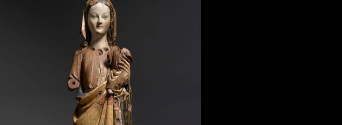Cleveland Museum of Art Acquires New Rare Works - VIRGIN AND CHILD, STANDING FEMALE FIGURE and More!