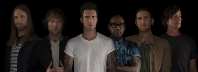 Maroon 5 Announce Details For Upcoming World Tour Launching February 2015