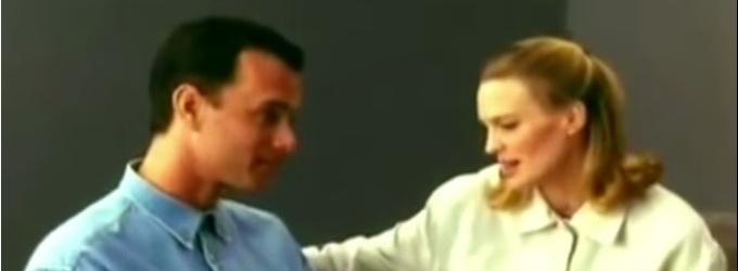 VIDEO: Rare Footage - Watch Tom Hanks Audition for FORREST GUMP!