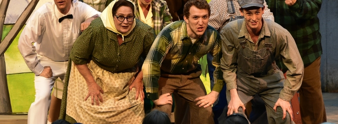 BWW Reviews: AFT Reprises a Winning PACKER FANS FROM OUTER SPACE