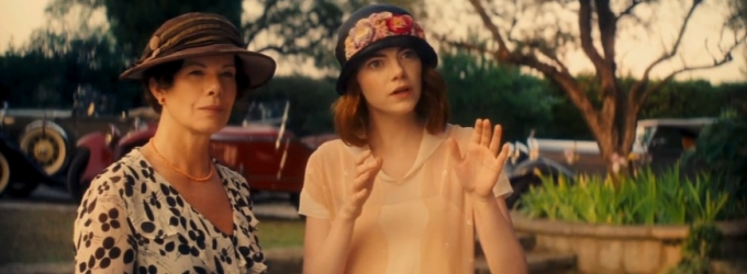 VIDEO: First Look - Emma Stone Stars in Woody Allen's MAGIC IN THE MOONLIGHT
