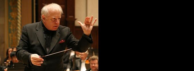 The Boston Symphony Orchestra Presents CELEBRATING LEONARD SLATKIN'S 70TH BIRTHDAY, 8/8-9