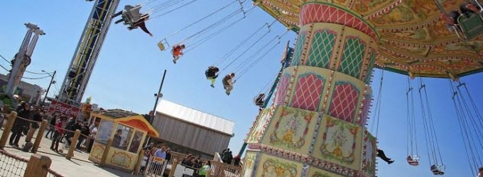 BWW Reviews: KEANSBURG, New Jersey - A Wonderful and Iconic Family Amusement Park