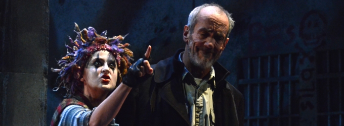 BWW Reviews: Southwest Shakespeare's KING LEAR Reigns with Relevance ~ Searing and Steely Performances Command the Stage