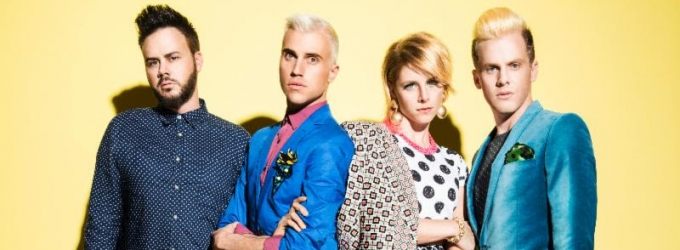 NEON TREES Announce New Tour; 'Sleeping With a Friend' Certified Gold