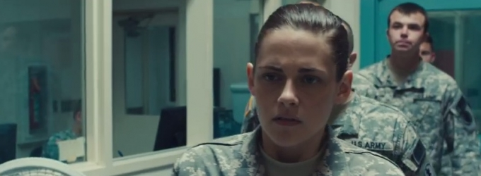 VIDEO: First Look - Kristen Stewart Stars in New Drama CAMP X-RAY