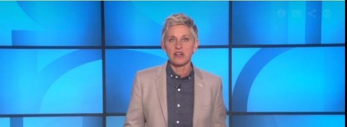 VIDEO: ELLEN Responds to Accusations of Having 'Gay Agenda'