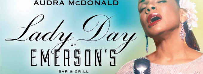LADY DAY AT EMERSON'S BAR & GRILL Now Available For Pre-Order, Out 7/15