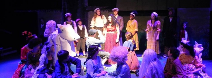 CCT's Summer Youth Performance Conservatory's INTO THE WOODS JR. Hosts Car Wash and Dinner Fundraisers, 8/30 and 9/22