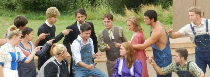 BWW Reviews: BIG RIVER A Rapid Raft Ride to Understanding
