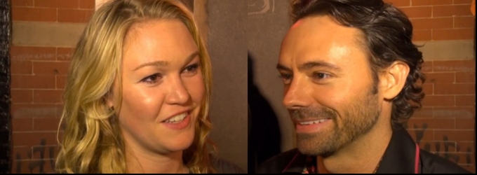 BWW TV: Chatting with Julia Stiles, James Wirt & More on Opening Night of PHOENIX!